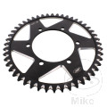 REAR SPROCKET ALU 50 TOOTH PITCH 520 BLACK JMP INNER DIAMETER 126 BOLT SPACING 146
