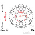 REAR SPROCKET 40 TOOTH PITCH  530 INNER DIAMETER 80 BOLT SPACING 110
