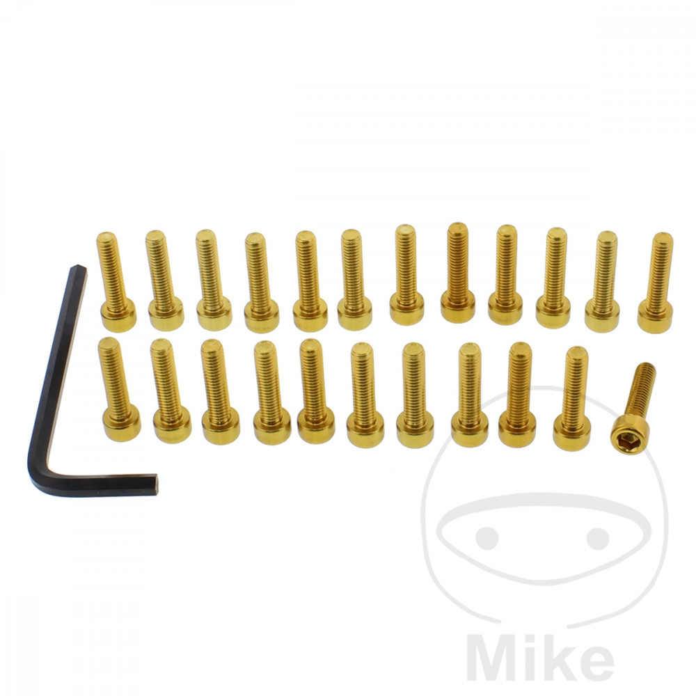 PROBOLT ENGINE BOLT SET ALUMINIUM GOLD - 775.88.32