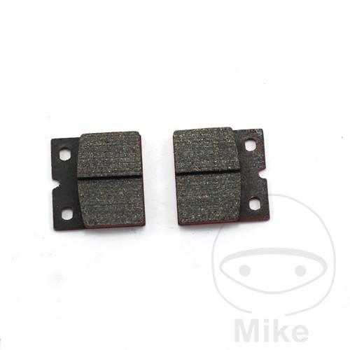 BRAKE PADS STANDARD MATCH BRAKING - 801.92.66