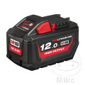 Akku 18V 12AH Milwaukee M18 HB12