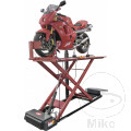 JMP500 MOTORCYCLE ELECTRO-HYDRAULIC LIFT 500KG 1300MM LIFT HEIGHT - ACCESSORIES EXTRA