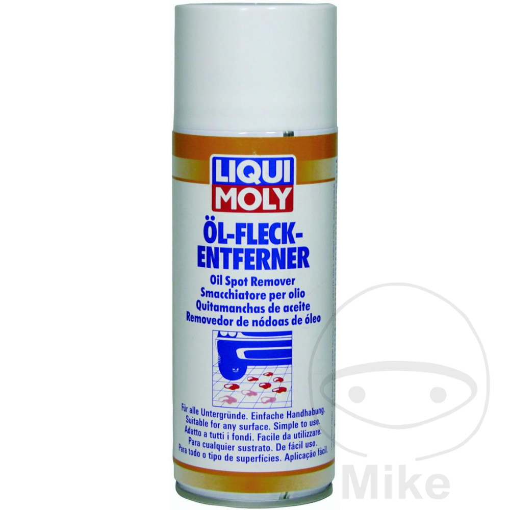 l fleck entferner 400 ml liqui moly reservedele til motorcykel og scooter motomike. Black Bedroom Furniture Sets. Home Design Ideas