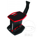 CABALLETE CROSS ROJO 04/NEGRO