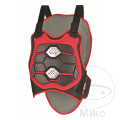 BODY PROTECTOR COMFORT PLUS L/XL BLACK/RED
