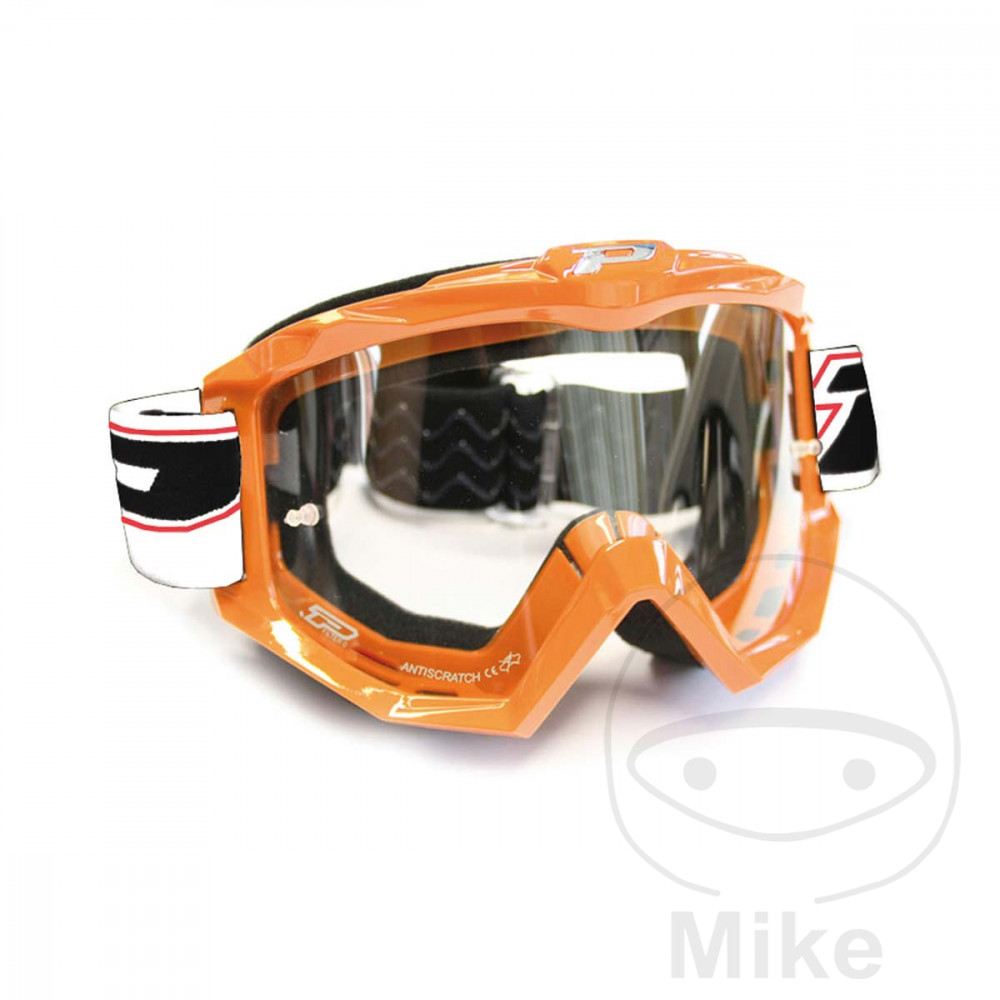 GOGGLES RACE LINE 3201 ORANGE - 712.00.06
