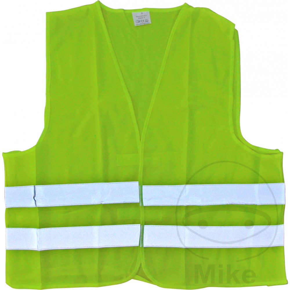 HIGH VIS SAFETY VEST YELLOW EN ISO 20471 SEE ALSO 2982263 - 298.22.64