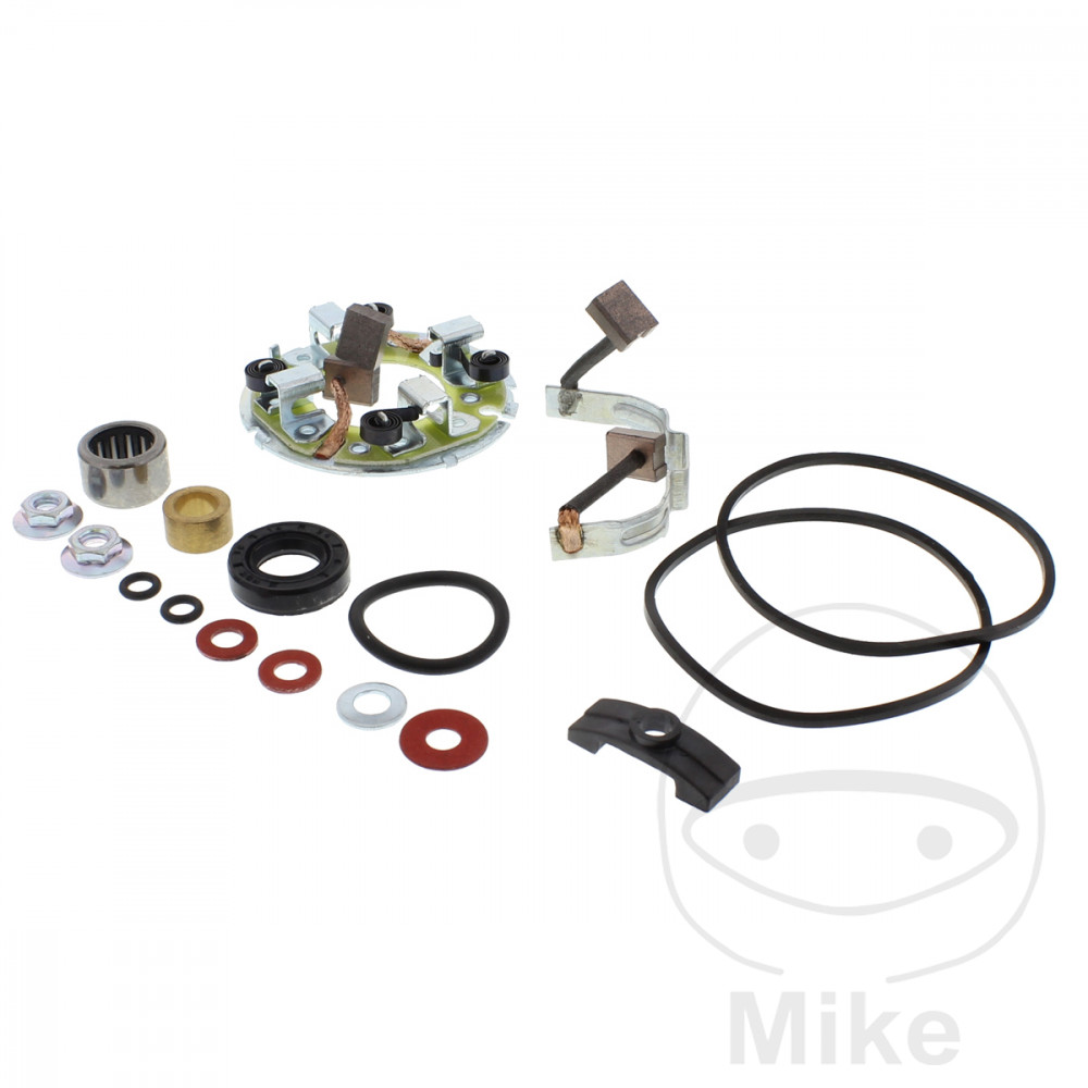 STARTER MOTOR REPAIR KIT WITH HOLDER ARROWHEAD - 700.09.88