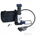 DIGITAL MINI FOOT PUMP HIGH QUALITY - HIGH CAPACITY