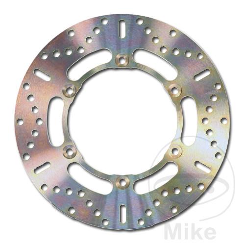 BRAKE DISC EBC MD2011 GALVANISED STEEL - 760.14.38