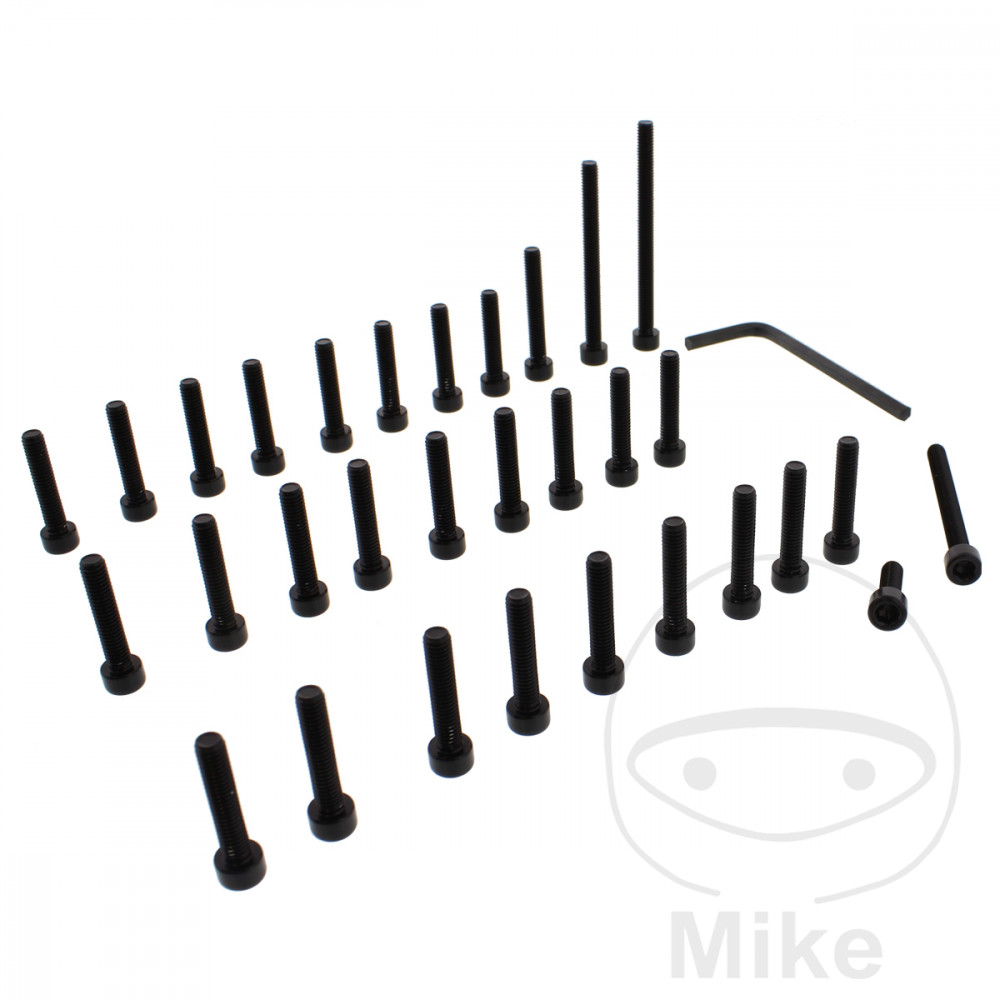 PROBOLT ENGINE BOLT SET ALUMINIUM BLACK - 775.88.47