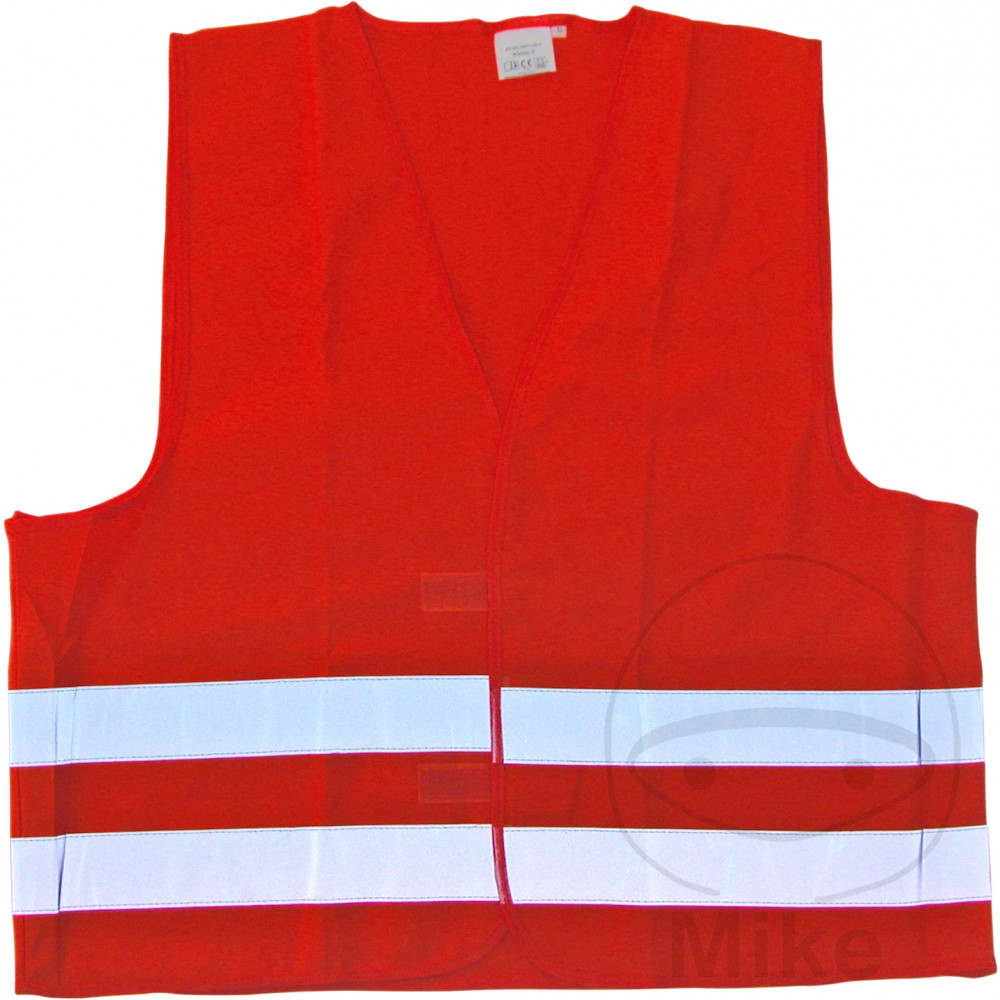 HIGH VIS SAFETY VEST ORANGE EN ISO 20471 SEE ALSO 2982264 - 298.22.63
