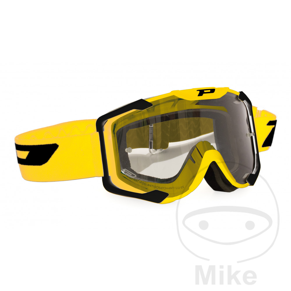 GOGGLES MIDLINE 3400 YELLOW - 712.00.74