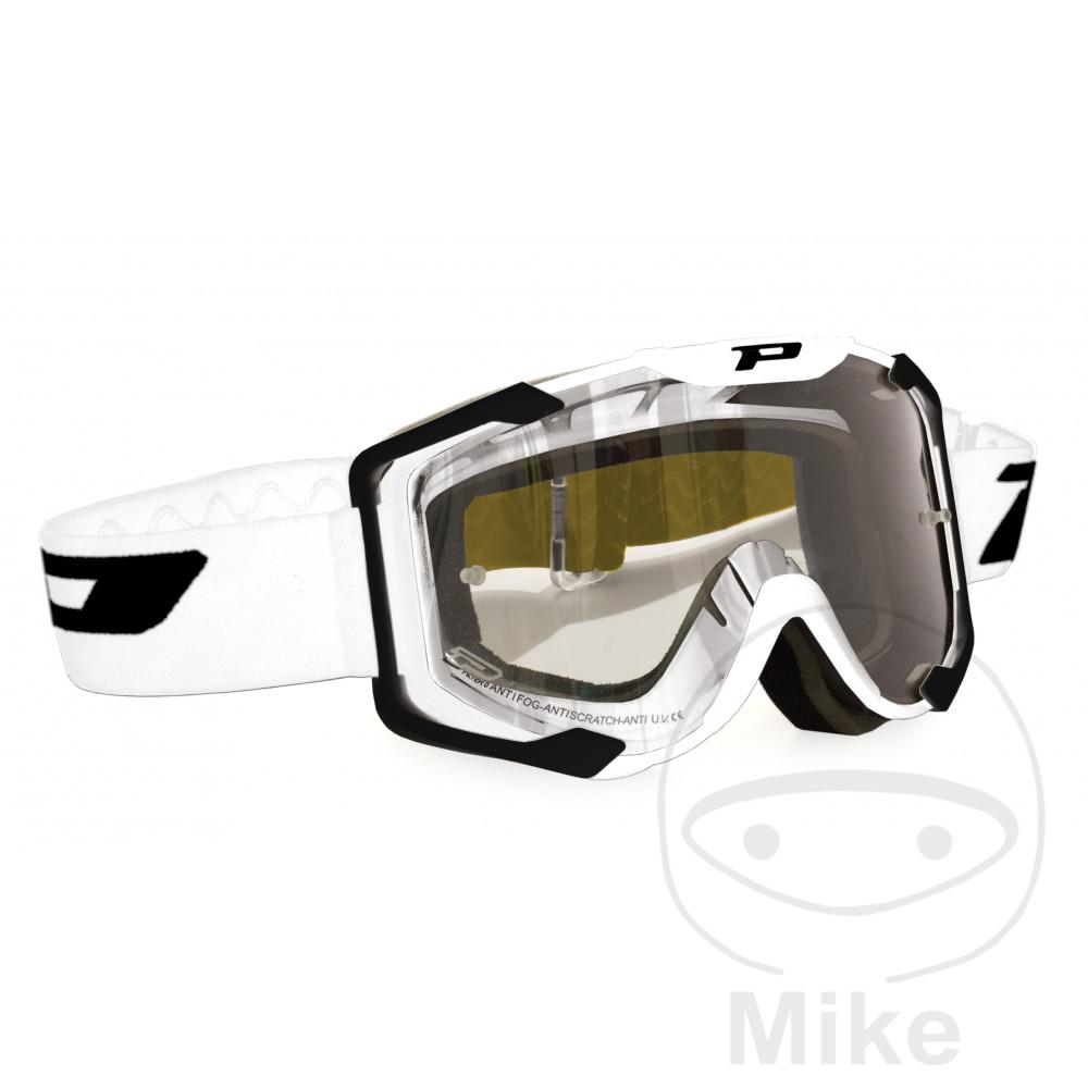 GOGGLES MIDLINE 3400 WHITE - 712.00.70