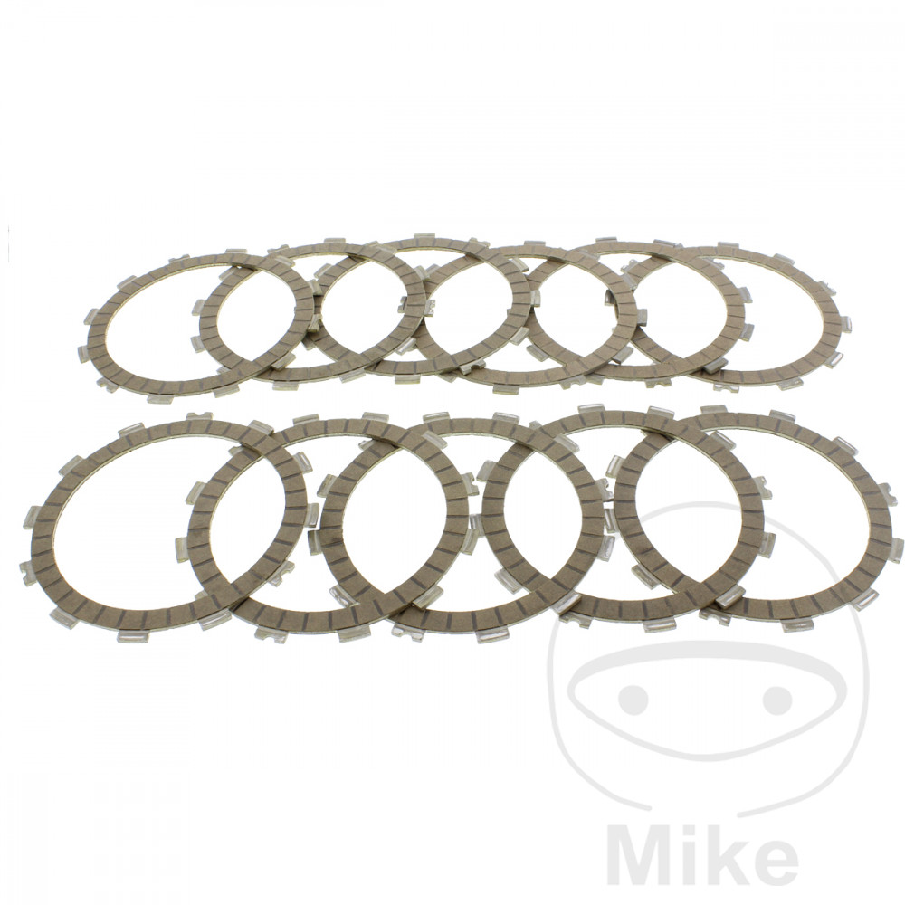 CLUTCH PLATE FIBRES TRW Racing - 738.03.41