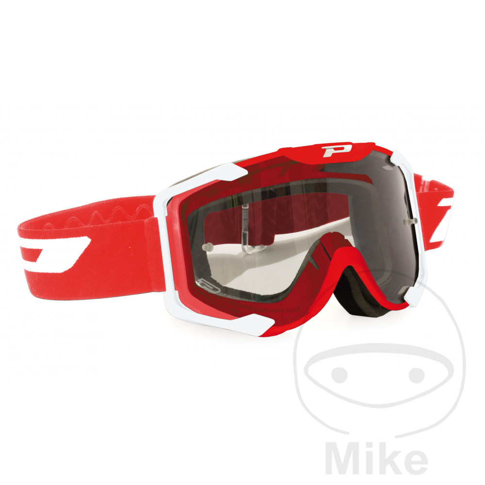 GOGGLES MIDLINE 3400 RED - 712.00.71