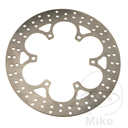 BRAKE DISC TRW LUCAS RIGID - 788.00.57