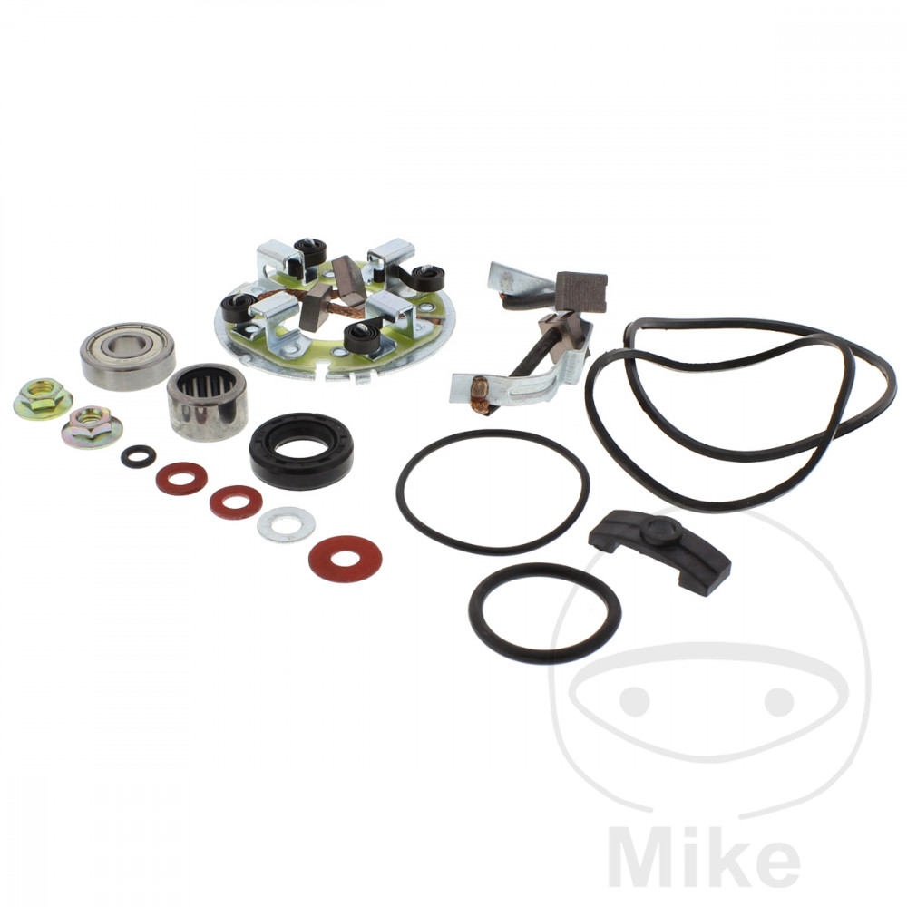 STARTER MOTOR REPAIR KIT WITH HOLDER ARROWHEAD - 700.09.93