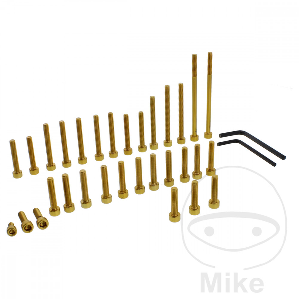 PROBOLT ENGINE BOLT SET ALUMINIUM GOLD - 775.88.39