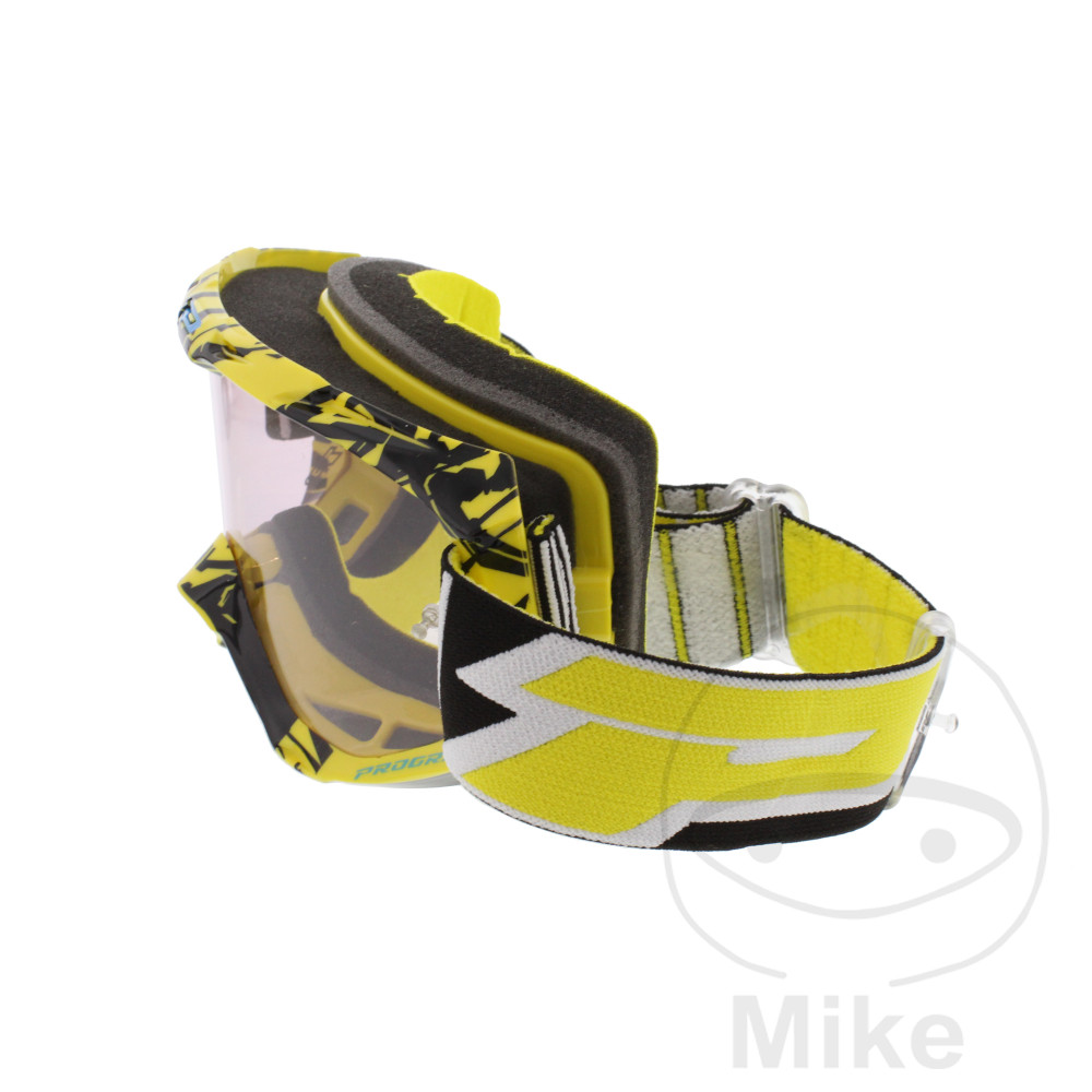 3450 TOPLINE GOGGLE YELLOW/BLACK - 712.00.38