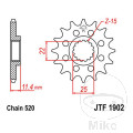 FRONT SPROCKET 16TOOTH PITCH  520 NARROW SPLINE 22/25