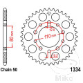 REAR SPROCKET 36 TOOTH PITCH  530 INNER DIAMETER 80 BOLT SPACING 110