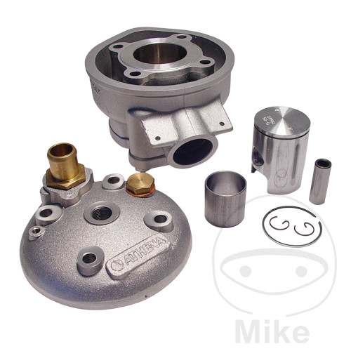 ATHENA CYLINDER KIT 50cc 12mm PIN WITH CYLINDER HEAD - 776.03.25