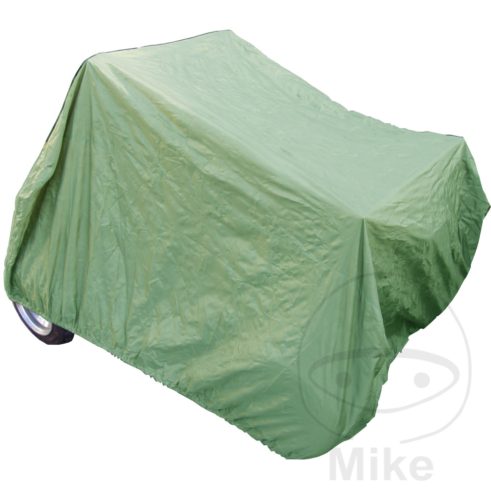 ATV QUAD COVER MEDIUM JMS GREEN - 711.56.60