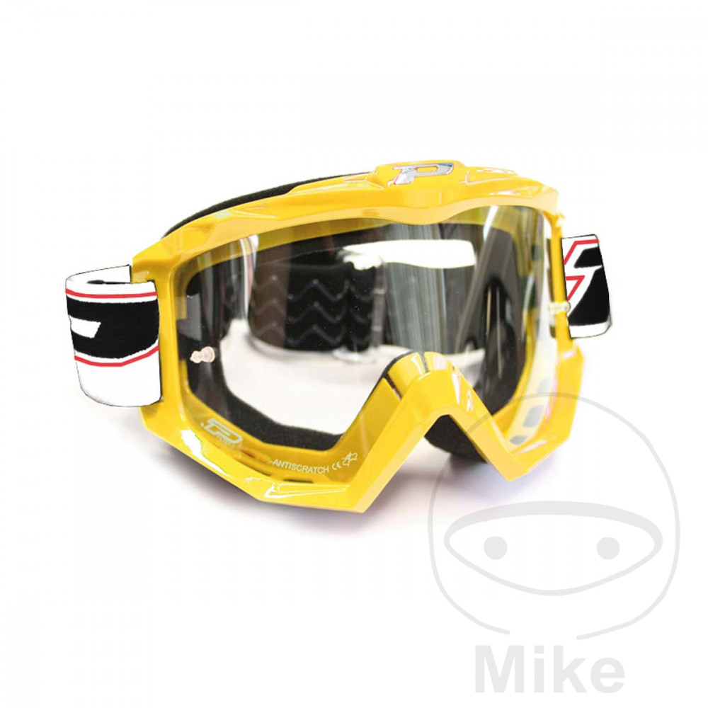 GOGGLES RACE LINE 3201 YELLOW - 712.00.04
