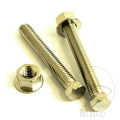CHAIN ADJUSTER BOLT M8X1.25 55MM STAINLESS V4A
