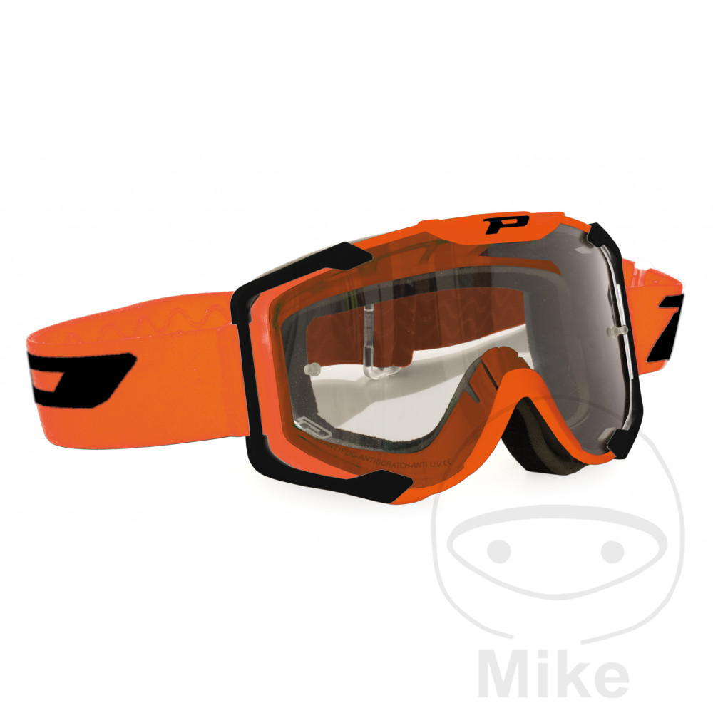 GOGGLES MIDLINE 3400 ORANGE - 712.00.76
