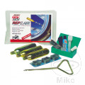 REP & AIR TUBELESS PUNCTURE REPAIR KIT TIP TOP REPAIR & INFLATE ON THE GO