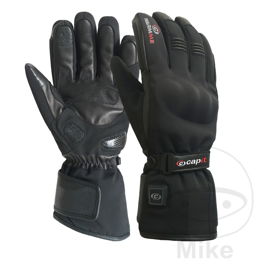 GLOVES L BLACK CAPIT Motorcycle / Race - 706.03.40