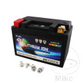 BATTERY MOTORCYCLE LTM21 SKYRICH LITHIUM ION WITH VOLTAGE DISPLAY AND OVERCHARGE PROTECTION
