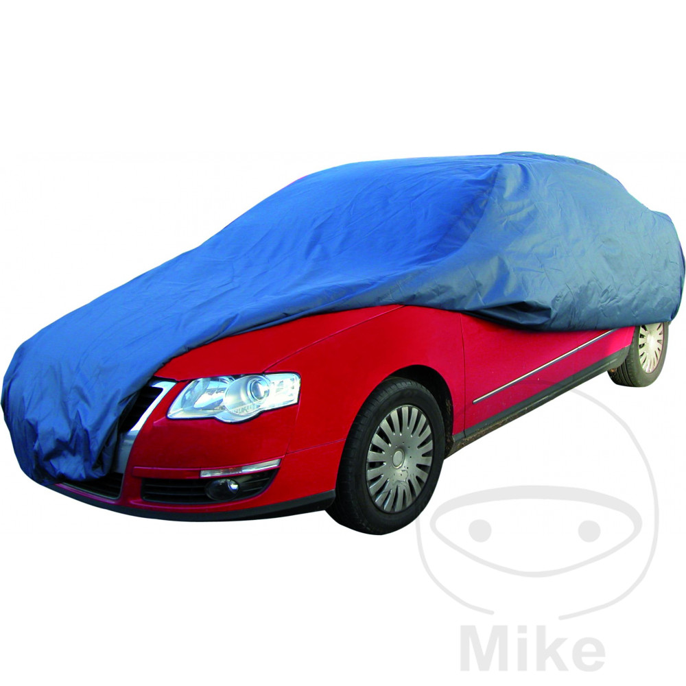 FULL COVER FOR PKW JMS GR L 483X178X119CM BLUE - 247.02.68
