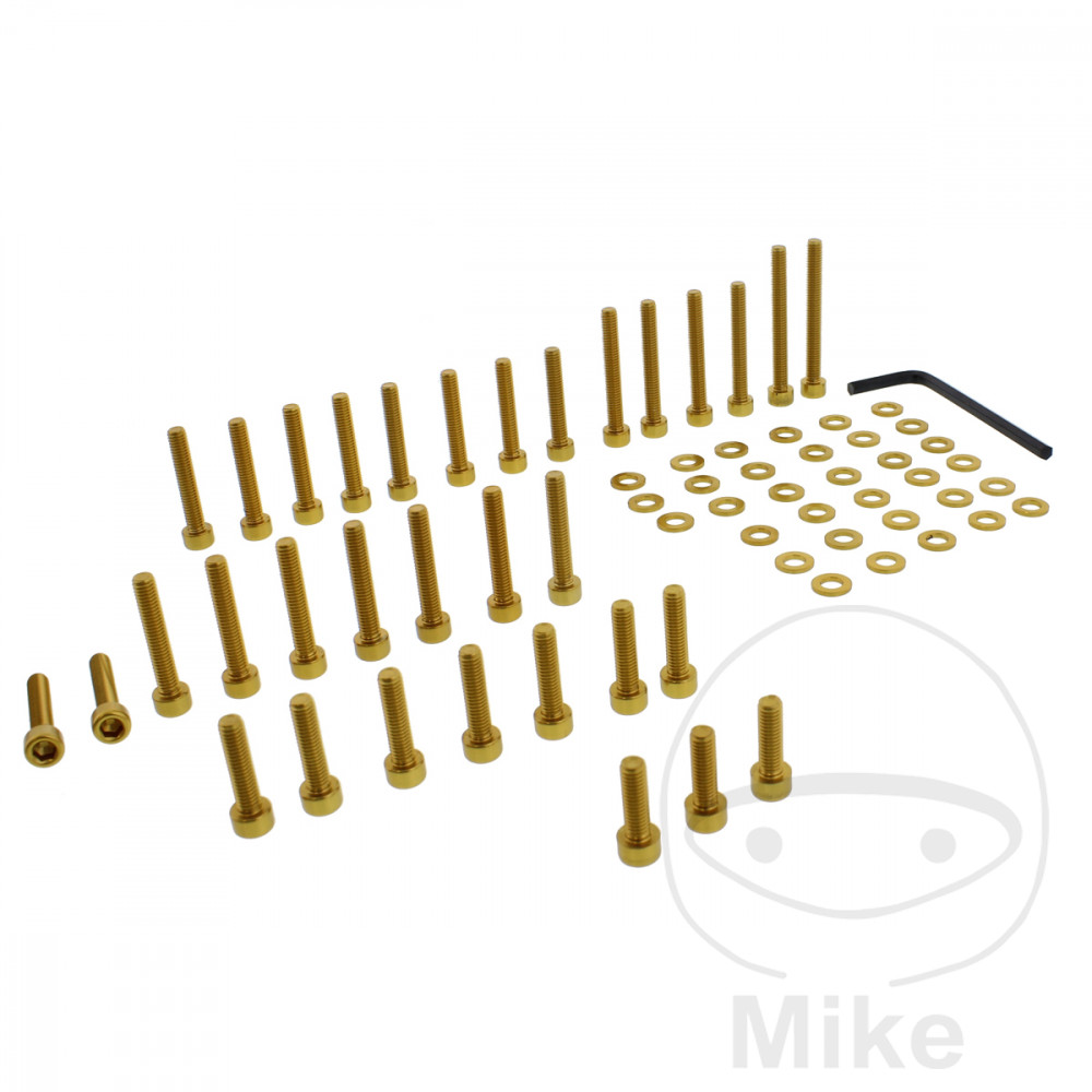 PROBOLT ENGINE BOLT SET ALUMINIUM GOLD - 775.88.31