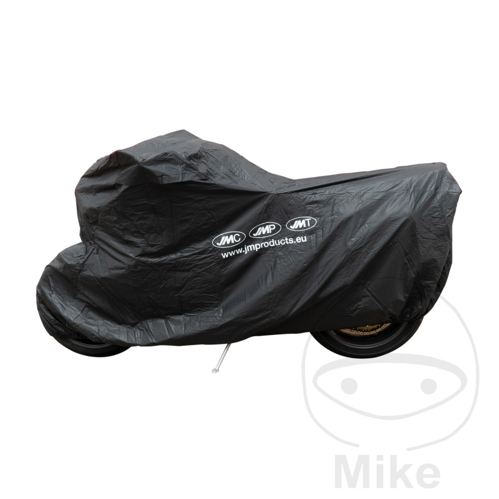 JMP BIKE COVER HIGH QUALITY <500cc MOTOMIKE LOGO - BLACK - 711.56.02
