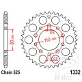 REAR SPROCKET 36 TOOTH PITCH  525 INNER DIAMETER 80 BOLT SPACING 110