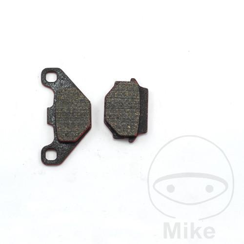 BRAKE PADS STANDARD MATCH BRAKING - 801.92.65