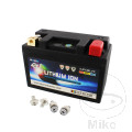 BATTERY MOTORCYCLE LTM14BL SKYRICH LITHIUM ION WITH VOLTAGE DISPLAY AND OVERCHARGE PROTECTION