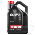 ENGINE OIL 0W30 4-STROKE 5L MOTUL SYNTHETIC SPECIFIC 2312
