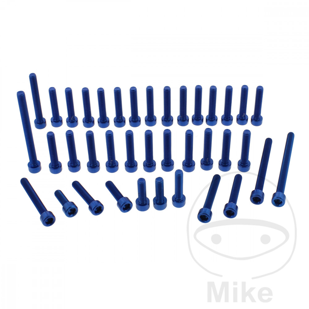 PROBOLT ENGINE BOLT SET ALUMINIUM BLUE - 775.88.33