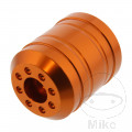 BAR END SINGLE PROBOLT SUZ ALU ORANGE