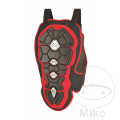 BODY PROTECTOR COMFORT PLUS S/M BLACK/RED