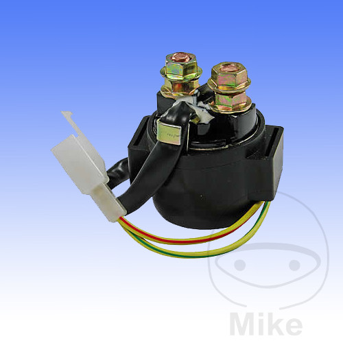 STARTER SOLENOID RELAY GY6 125/150CC - 706.31.67