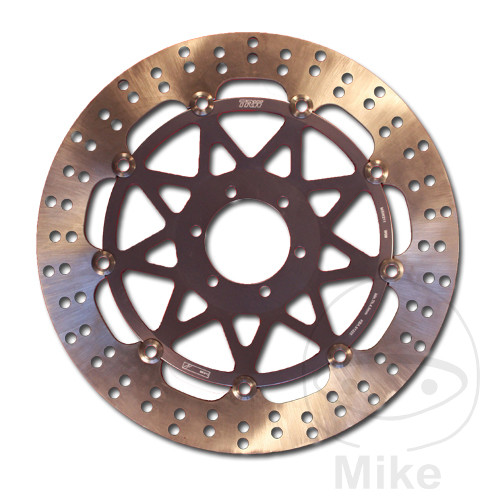 BRAKE DISC TRW LUCAS FLOATING - 788.01.56