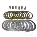 EBC STREET RACER CLUTCH ARAMID FRICTION PLATES, STEELS & SPRINGS