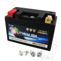 BATTERY MOTORCYCLE LTM14B SKYRICH LITHIUM ION WITH VOLTAGE DISPLAY AND OVERCHARGE PROTECTION