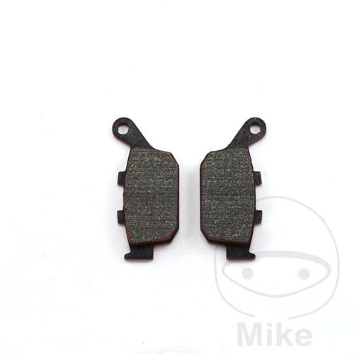 BRAKE PADS STANDARD MATCH BRAKING - 801.92.64