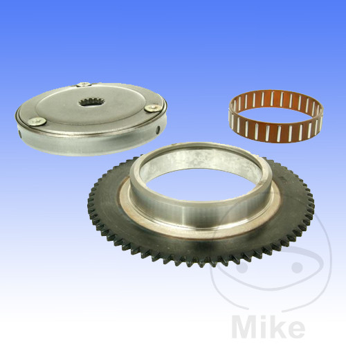 STARTER CLUTCH FREE WHEEL 16MM - WITH STARTER GEAR - 706.31.42